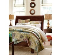 REDUCED AGAIN Queen Bed Pottery Barn  Toronto, M9C