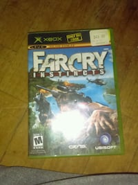 Xbox One Farcry 4 game case Charleston, 37310