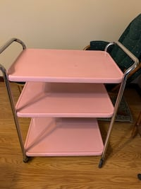 Vintage pink cart for pyrex Winchester, 22602