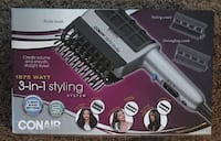 Conair 1875 Watt 3-in-1 Styling Hair Dryer West Allis