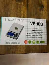 Fuzion Digital pocket scale   (Flea Market)