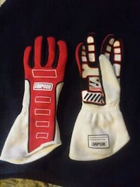 Nascar racing gloves Saint Francis, 53235