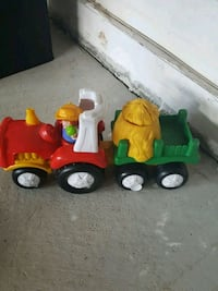 toddler's assorted plastic toys Brampton, L7A 0G2