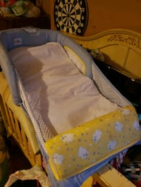 yellow and blue plastic bed Buford, 30519