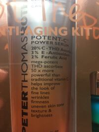 PETER THOMAS ROTH ANTI AGING KIT Falls Church, 22043