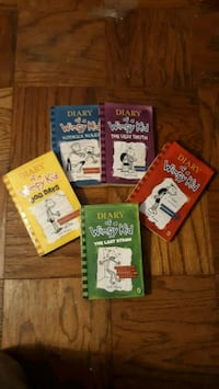 5  diary of a wimpy kid