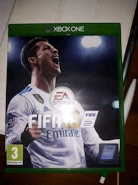 Fifa18 Xbox one  Besana in Brianza, 20842