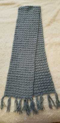 gray scarf for women  1.65cm long  Toronto, M4H 1K2