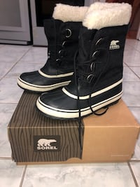 Brand new Sorel Boots (SZ 8, women) (never worn) Markham, L3R 5L9