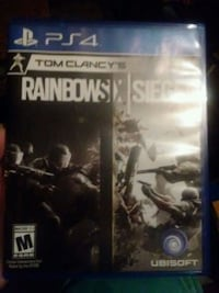 Ps4 Rainbow Six Seige Belleview, 34420