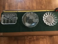 Glassware serving tray Orefield, 18069