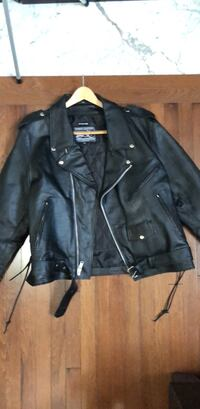 Authentic Leather Jacket Silver Spring, 20904