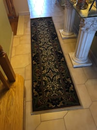 Rug for entrance or bathroom....
