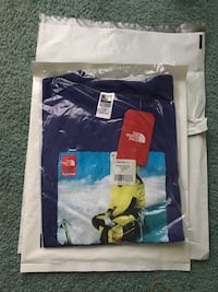 Supreme The North Face Photo Tee (Royal) 25 mi