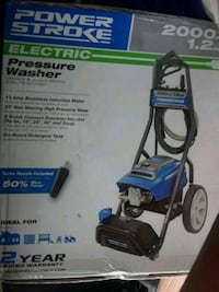 blue and black pressure washer box Louisville, 40203
