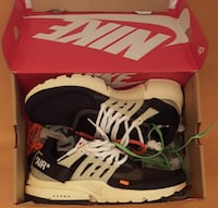 Nike Air Presto Off-White ARLINGTON
