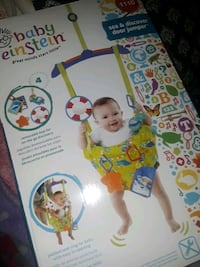 baby's multicolored Fisher-Price bouncer box Bakersfield, 93309