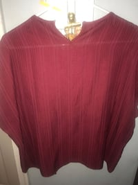 Red Blouse  Woodbridge, 22191