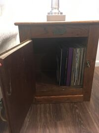 2 Ice box end tables with storage  Knoxville