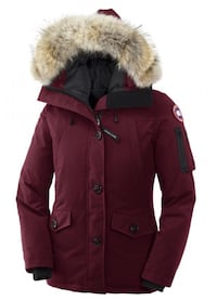 *Quick Sale* Canada Goose Montebello Parka (Niagara Grape) Richmond Hill, L4C 0X4