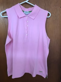 Ladies Izod golf shirts