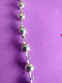 REAL SILVER 9.25 BRACELET. NEW BRAND.  Calgary, T3A 3H1