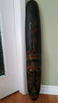 black and brown wooden wall decor Châteauguay, J6J 2C7