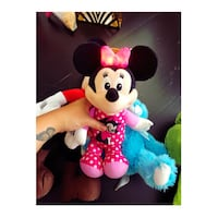 Minnie Mouse light up and sings lullaby's  Toronto, M3L 1S1