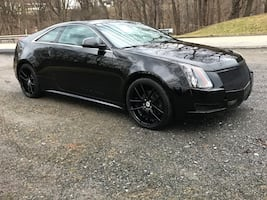 2012 Cadillac CTS Coupe AWD Performance Collection