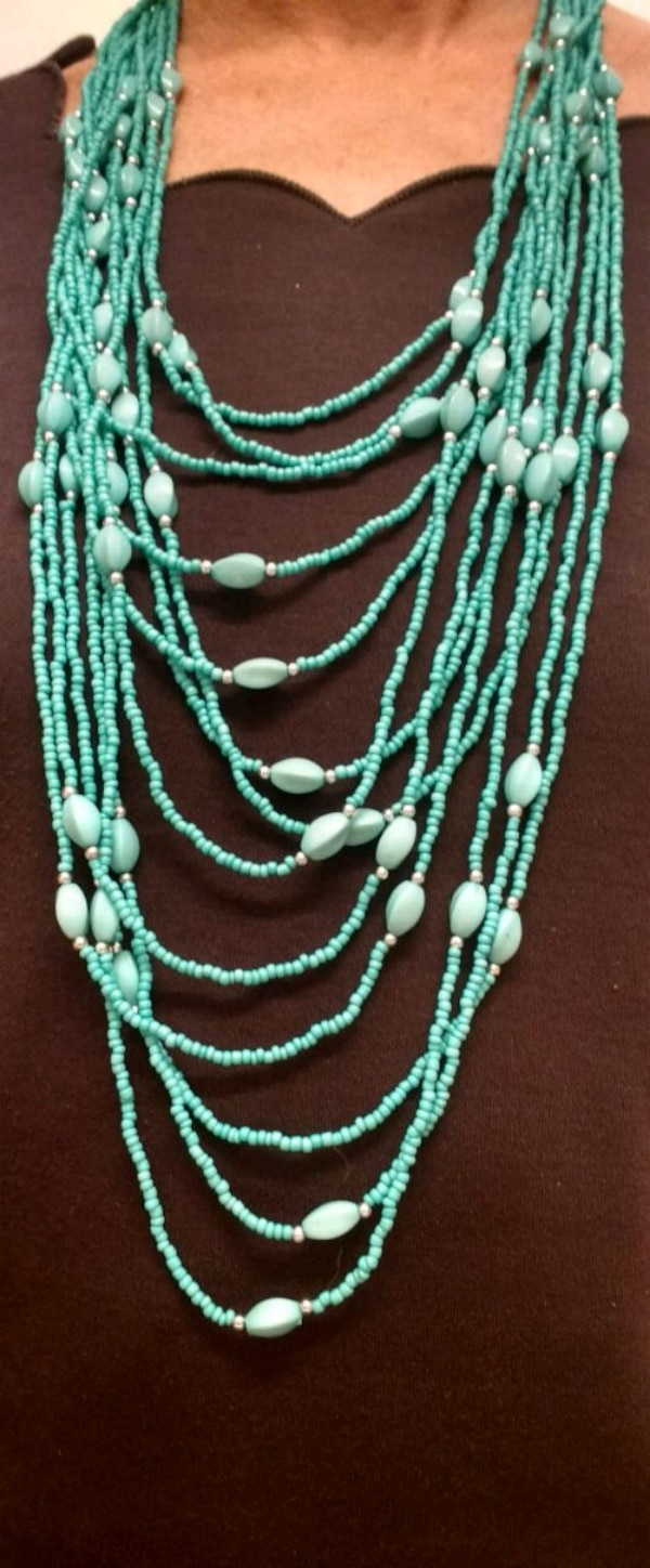 Multistrand Necklace New