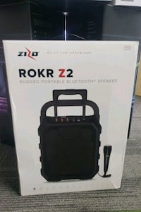 ROJR Z2 Rugged Portable Bluetooth Speaker