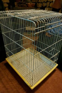 Parrot cage with open top 23x32x19 Etna, 04434