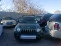 2007 JEEP COMPASS LIMITED FULLY LOADED 4X4  Detroit