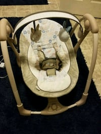 Portable baby swing Waldorf