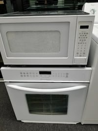 Wall mount oven and Microwave  Apex, 27523