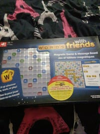 Words with friends games  St. Catharines, L2P 3P2
