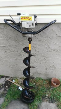 Jiffy ice auger Calgary, T2A 6S5