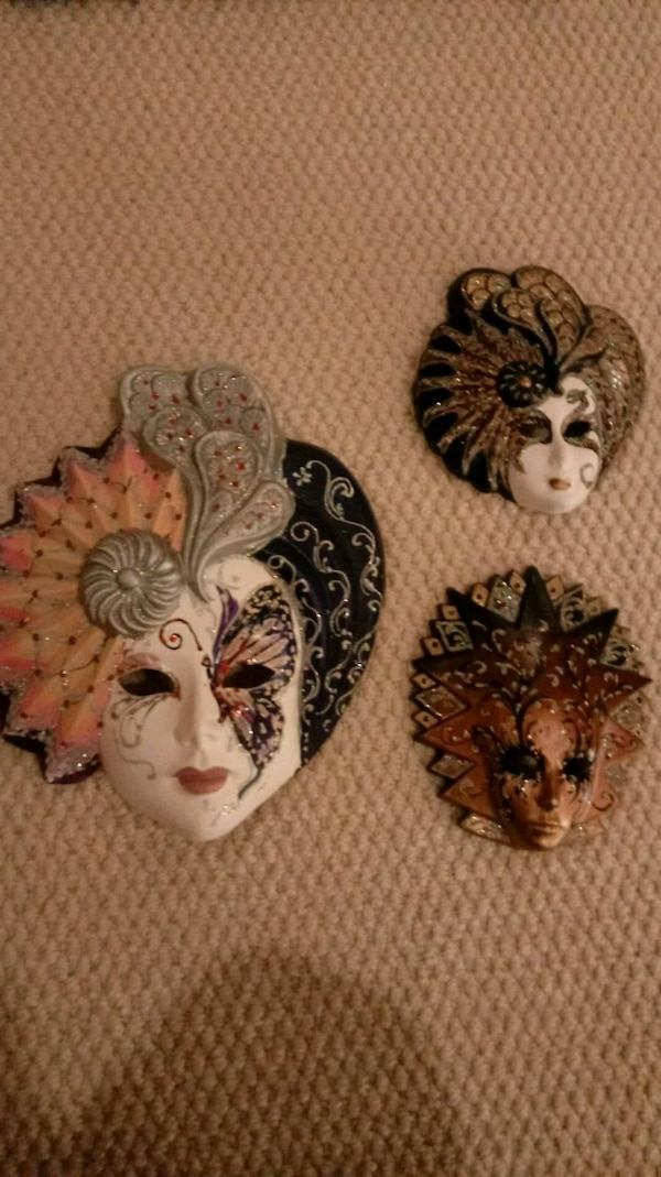 26ce1b32d25b Used Decorative Masks for sale in Plano - letgo