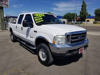 Ford Super Duty F-350 SRW 2002 Garden City