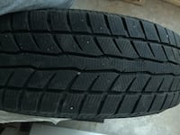 West lake winter tires with steel rims includin.. Toronto