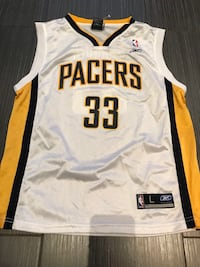 Youth Large Indiana Pacers Basketball Jersey