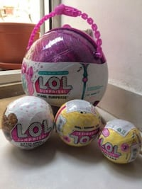 4 L.O.L. Suprise Original Glitter, pets, Lil, Ball Doll LOL, Pearl limited lol TORONTO