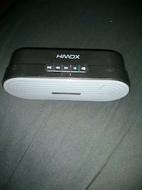 HMDX Bluetooth Speaker Thurmont, 21788