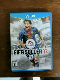 Fifa 13 for wii u McLean, 22101