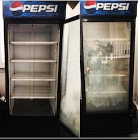Restaurant Pepsi Machine Needs Evaporator Coil replaced and just a good clean.Manufacture quoted 200