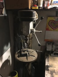 Industrial drill press . Adjustable Gears Hollywood, 33020