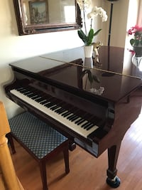 Kohler & Campbell Grand Baby Piano Germantown, 20876