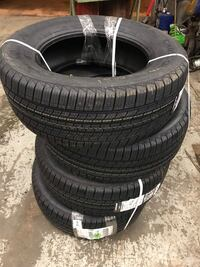 Four 225/60r15 brand new tires. $250 firm for all 4   Nokesville, 20181