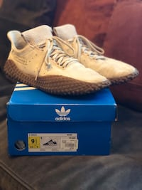 pair of brown Adidas Yeezy Boost 350 with box West Hollywood, 90046