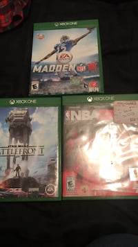 xbox1 games Charles Town, 25414